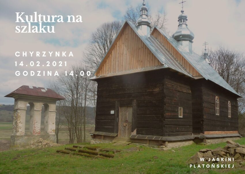 chyrzynka cerkiew Kultura na szlaku
